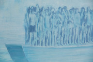 Blue Boat (detail)