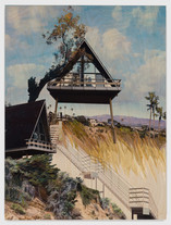 A-frame House, Climbing