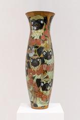 The Pug Vase