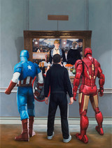 IRONMAN, CAPTAIN AMERICA AND A RUSSIAN MOBSTER WALK INTO A BAR