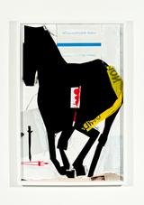 BLACK HORSE (UGO RONDINONE)