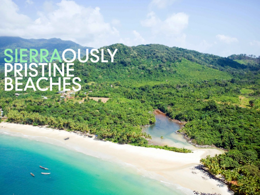 Sierraously Pristine Beaches