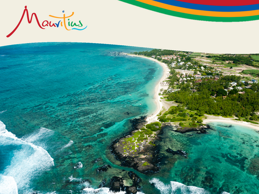 Why escape to Mauritius during our Winter months?