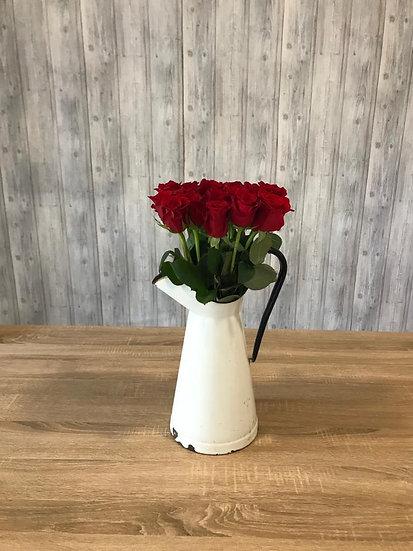 Rosas Equador Molho