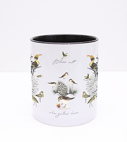 TWC-artist illustrated mugs by jtmuses (