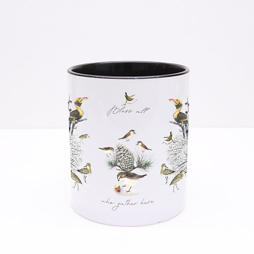 Porcelain colour Mug-The Wings Collection-6 colours