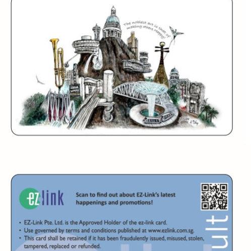 EZ Link Card