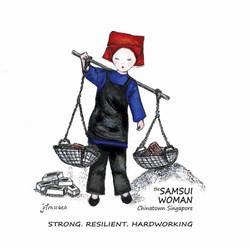 Samsui Woman