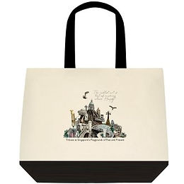 100% cotton tote bag - Personalise it with your own photo, logo or text