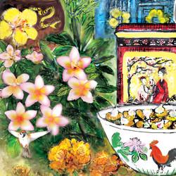 coaster 4- Edenic Tea Notes