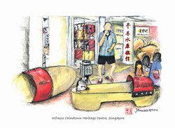 Cha-kiat man-Chinatown Heritage C