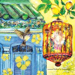 Coaster 3- Edenic Tea Notes