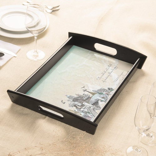TMP-large wood serving tray