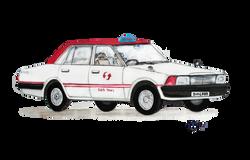 1980s-SBS taxi
