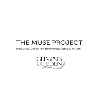 the muse project-square logo with GOE 19
