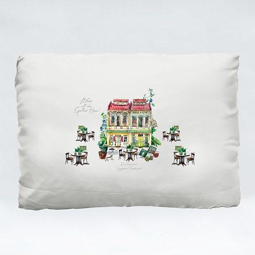 TMP Rectangular throw cushion/cover - quintessential shophouse