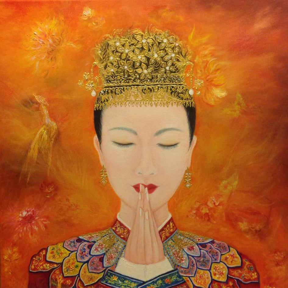 Power of Prayer - Nyonya