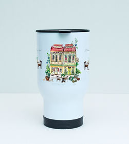 stainless Steel Travel Tumbler-shophouse