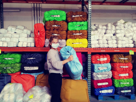 Sweet Cheeks Diaper Bank Responds to Spike in Need