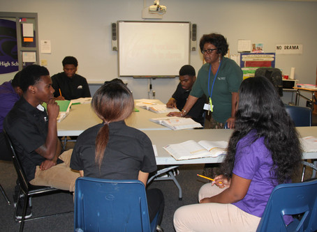 Grant to Dohn Community High School Backs Academic Success