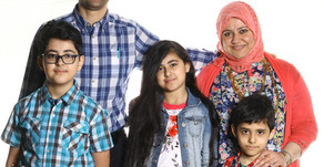 RefugeeConnect Helps Families Thrive