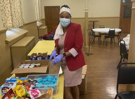 Tamar's Center Provides Support, Supplies to Vulnerable Women