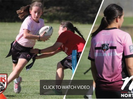 New Girls League Tag Competition!