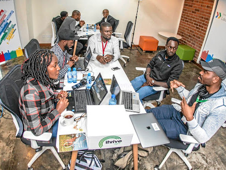 In the News - Africa's internet economy racing ahead at topsy-turvy speed