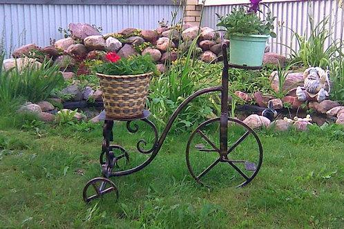 Цветочница Велосипед 1