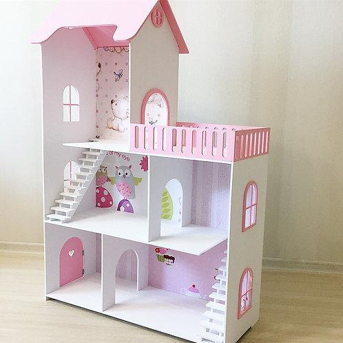 Кукольный домик Средний