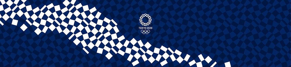 Tokyo Olympics Banner Design