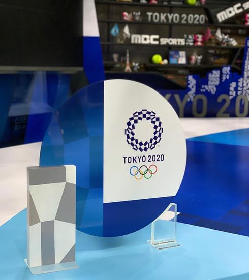 Tokyo Olympics Acrylic Sculpture