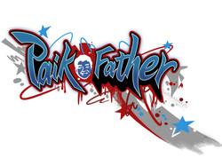 Paik Father Graffiti