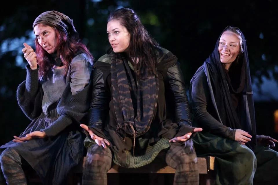 Macbeth's Witches