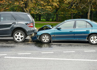Recently Involved in an Accident?  Let Us Help.