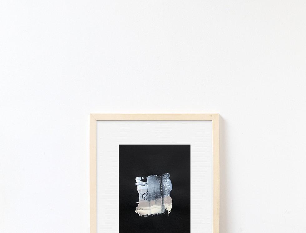 Cuadro Black & White VII