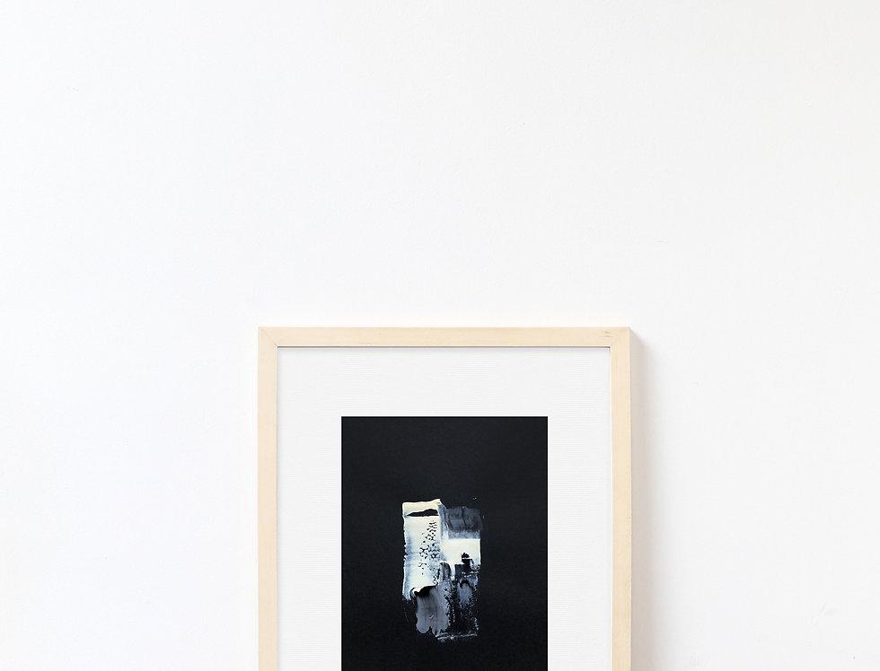 Cuadro Black & White II