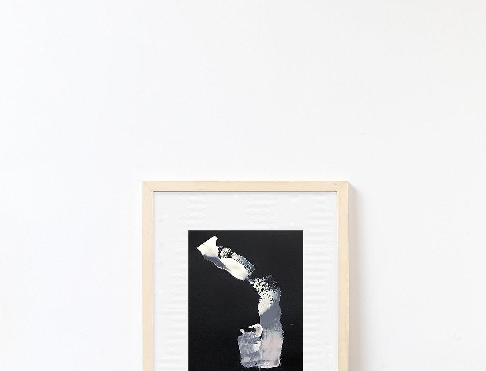 Cuadro Black & White IX