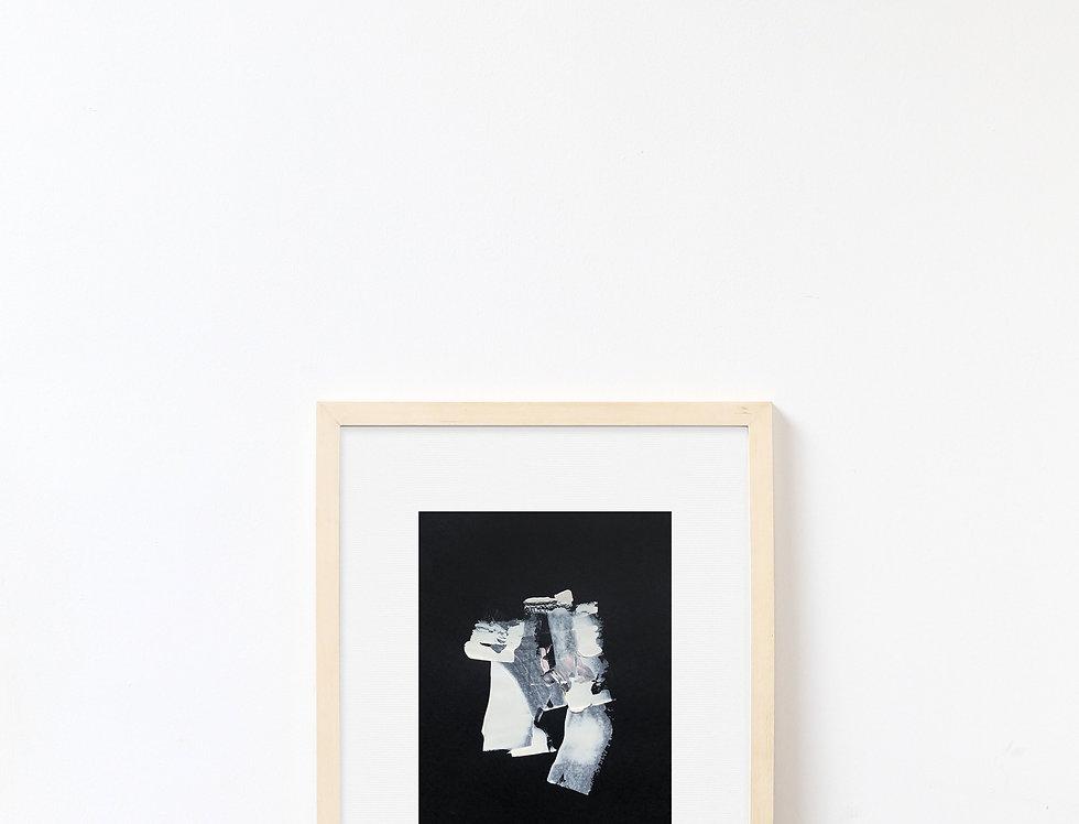 Cuadro Black & White VI
