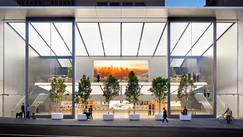 DynamicVM: Apple, Union Square