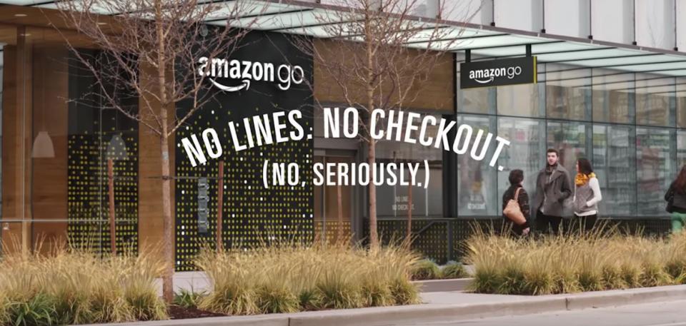 AmazonGo Retail Store
