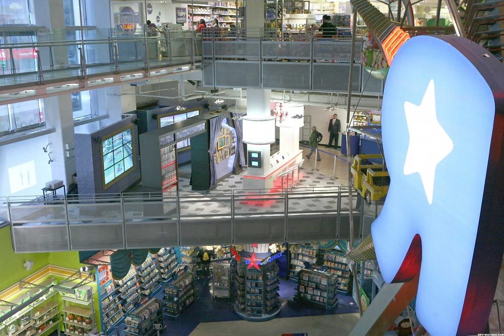 Nintendo Shop, ToysRUs, New York