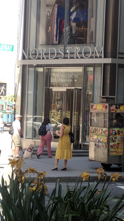 Nordstorm Men's: Ready for New York?