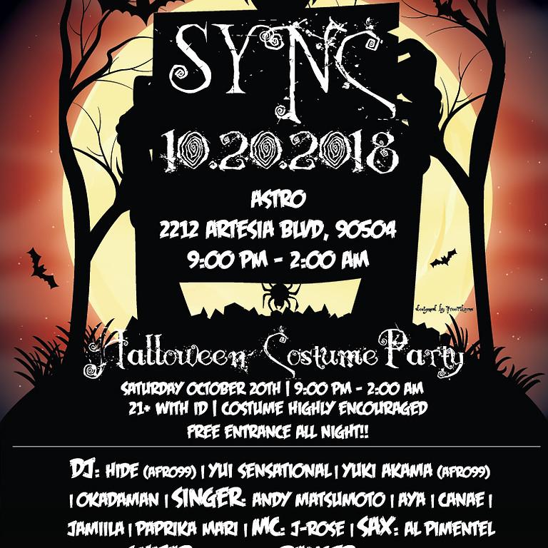 Sync Halloween