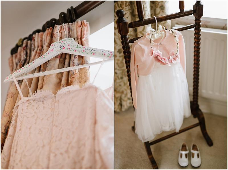 An Autumn wedding at Dewsall Court with Cymbeline Paris dress