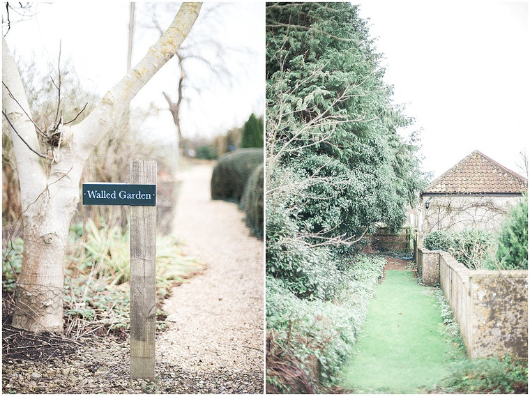 A winter wedding at The Moonraker hotel with pink roses and a rustic marquee