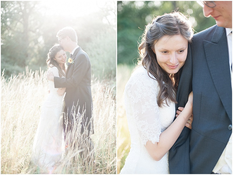A relaxed wedding at The Perch Inn, Oxfordshire