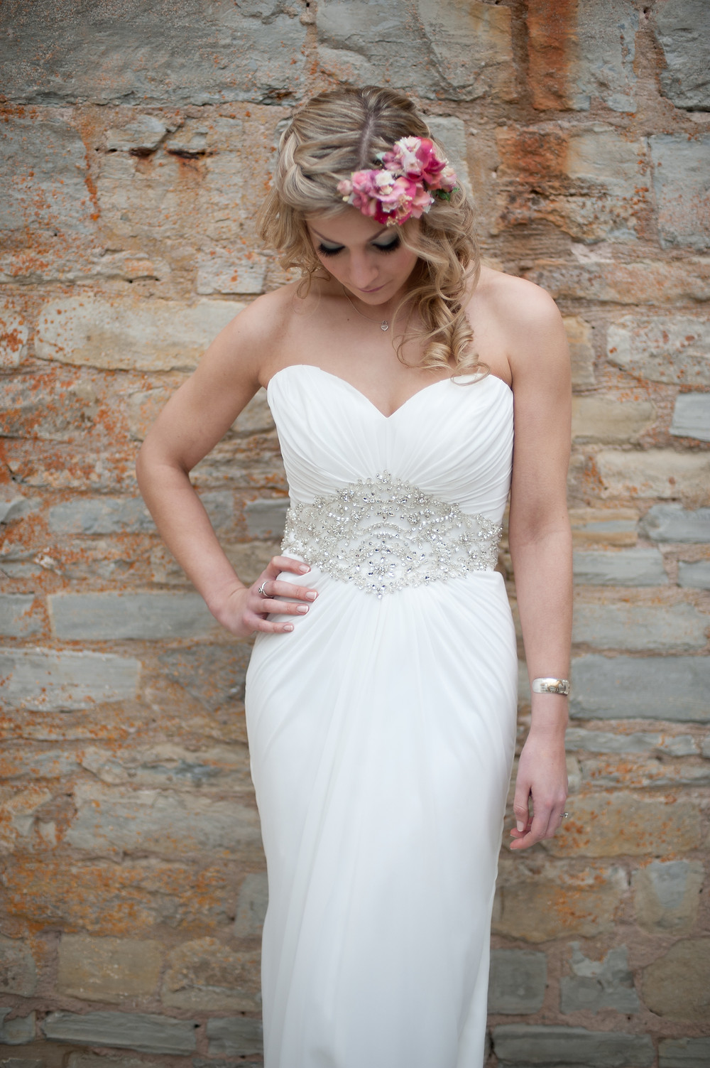 rustic bride Jessica Ley brides