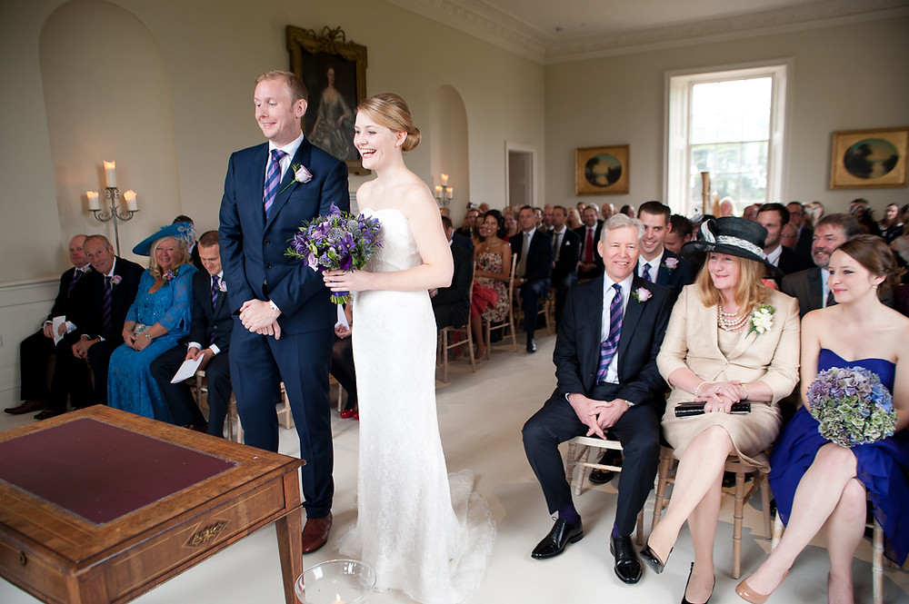 stubton hall wedding ceremony