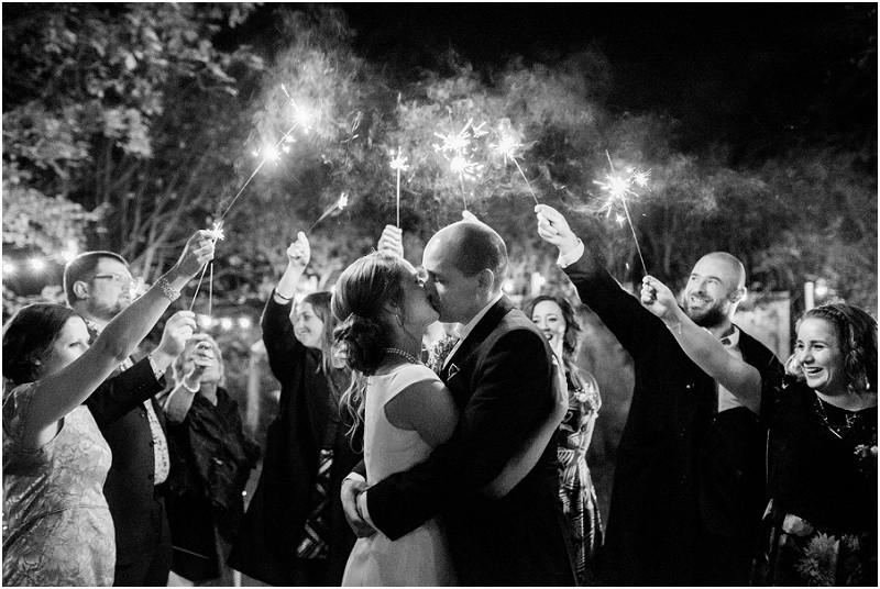 Pembrokeshire beach wedding at Llys Meddyg